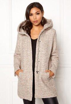 ONLY Sedona Boucle Wool Coat Nomad Bubbleroom.fi
