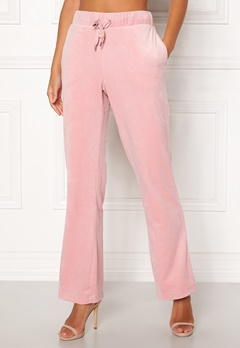 ONLY Serena Pants Misty Rose Bubbleroom.fi