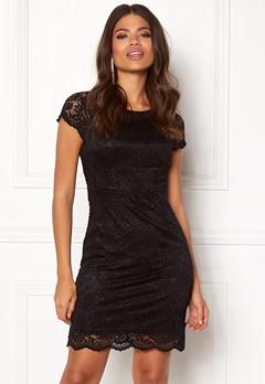 ONLY Shira Lace Dress Black Bubbleroom.fi
