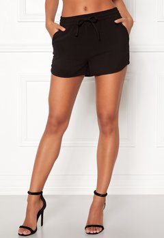 ONLY Turner Shorts Black Bubbleroom.fi