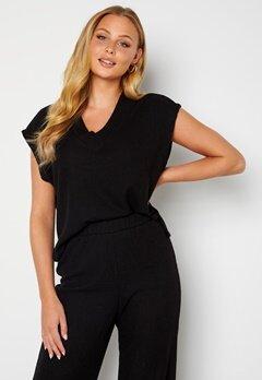 ONLY Vilda S/L Vest Black bubbleroom.fi