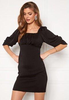 ONLY Vivi Short String Dress Black Bubbleroom.fi