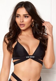 OW Intimates Bali Swim Top Blk Bubbleroom.fi