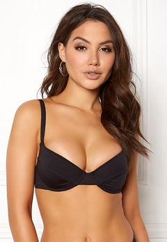 PANOS EMPORIO Athena-1 Bikini Top Black Bubbleroom.fi