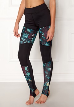 ONLY PLAY Petunia Yoga Tights Black Bubbleroom.fi