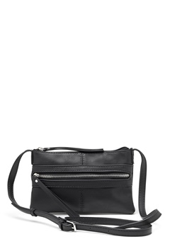 Pieces Amber Cross Body Black Bubbleroom.fi