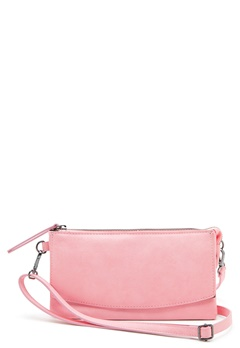 Pieces Bregan Cross Body Candy Pink Bubbleroom.fi