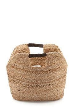 Pieces Charlie Straw Bag Nature Bubbleroom.fi