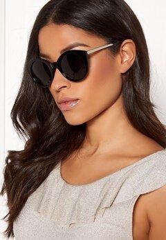 Pieces Ginny Sunglasses Black Bubbleroom.fi