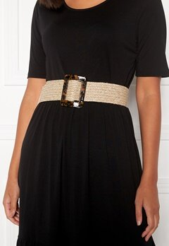 Pieces Jettie Waist Belt Nature Bubbleroom.fi