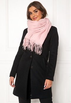 Pieces Jira Wool Scarf Zephyr Bubbleroom.fi