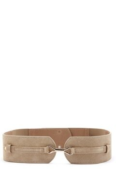 Pieces Mellie Suede Waist Belt Tannin Bubbleroom.fi
