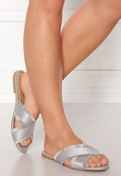 Pieces Muse Sandal Cloud Grey Bubbleroom.fi