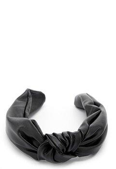 Pieces Saja Hairband Black Bubbleroom.fi