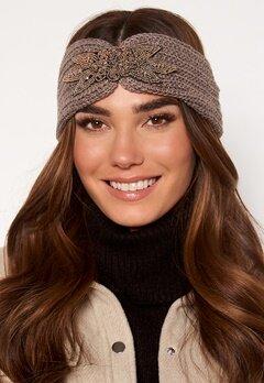 Pieces Sanja Wool Headband Black Bubbleroom.fi