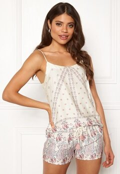 PJ. Salvage PJ Camisole Antique White Bubbleroom.fi