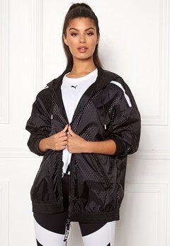 PUMA Chase Jacket 001 Black Bubbleroom.fi