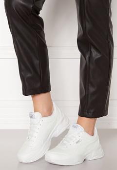 PUMA Cilia Mode Sneakers 02 White Silver Bubbleroom.fi