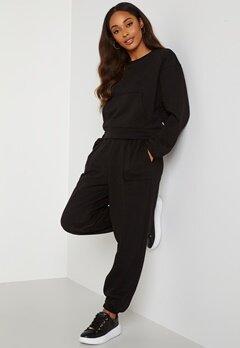 PUMA Loungewear Suit 01 Black Bubbleroom.fi
