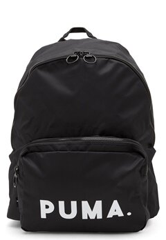 PUMA Originals Backpack Trend 001 Black Bubbleroom.fi