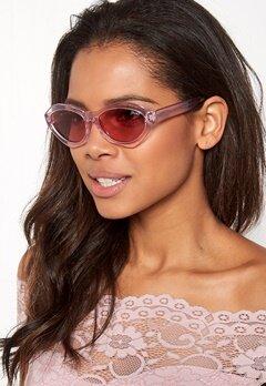 Quay Australia As If Sunglasses Pink / Pink Lens Bubbleroom.fi