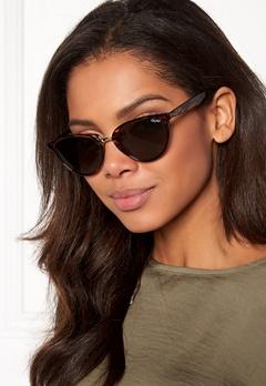 Quay Australia Rumours Sunglasses Tort/Green Lens Bubbleroom.fi
