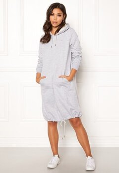 Röhnisch Comfy Dress 0006 Grey Melange Bubbleroom.fi
