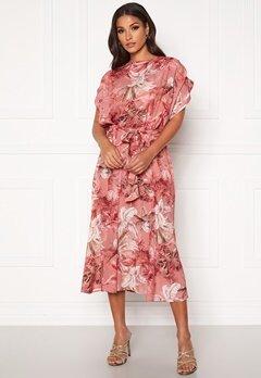 Ravn Dazz Dress Palm Print Bubbleroom.fi