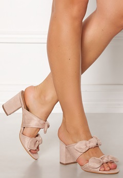 Truffle Rima Bow Sandals Nude Bubbleroom.fi