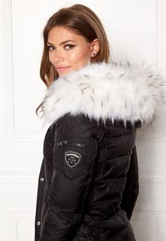 ROCKANDBLUE Faux Fur Trim Bleached Bubbleroom.fi