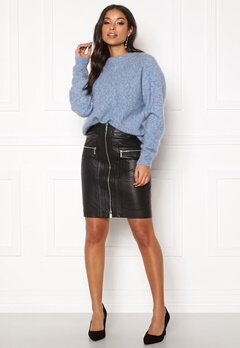 ROCKANDBLUE Willow Lamb Chill Skirt Black Bubbleroom.fi