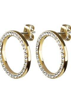 Dyrberg/Kern Roselle Crystal Gold Bubbleroom.fi