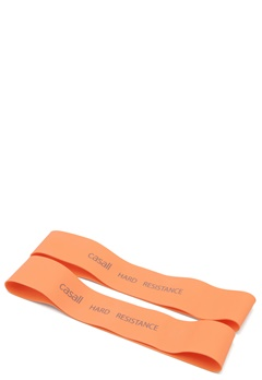 Casall Rubber Band Hard 2 250 Orange Bubbleroom.fi