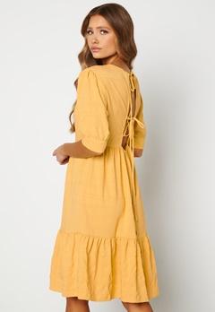 Rut & Circle Cornelia Dress 700 Yellow Bubbleroom.fi