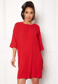 Rut & Circle Isabelle Dress Red Bubbleroom.fi