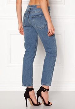 Rut & Circle Louisa Vintage Jeans Md Blue Wash Bubbleroom.fi