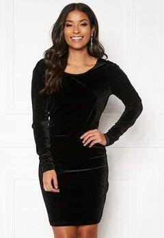 Rut & Circle Melanie Dress Black Bubbleroom.fi