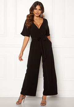 Rut & Circle Ofelia Jumpsuit Black Bubbleroom.fi