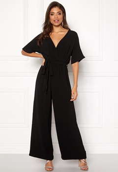 Rut & Circle Ollie Jumpsuit Black Bubbleroom.fi