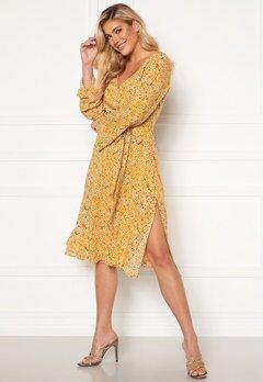 Rut & Circle Vicky Dress Mellow Yellow Bubbleroom.fi