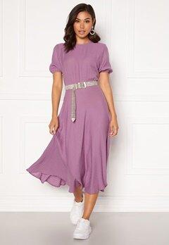 Samsøe & Samsøe Decora Dress Purple Jasper Bubbleroom.fi