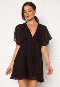 Samsøe & Samsøe Vaal Short Dress Black Bubbleroom.fi