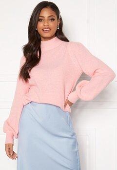 Sandra Willer X Bubbleroom Knitted sweater Light pink Bubbleroom.fi