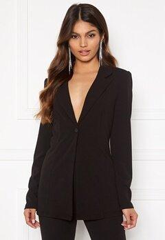 Sara Sieppi x Bubbleroom Suit Jacket Black Bubbleroom.fi