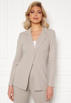 Sara Sieppi x Bubbleroom Suit Jacket Grey Bubbleroom.fi