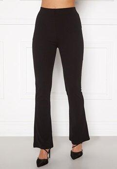 Sara Sieppi x Bubbleroom Suit Pants Black Bubbleroom.fi