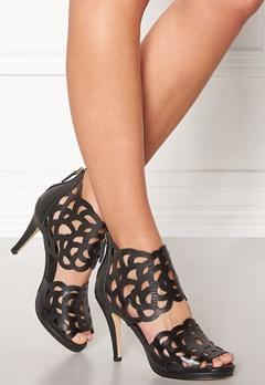 SARGOSSA Inspire Heels Black Nappa Bubbleroom.fi