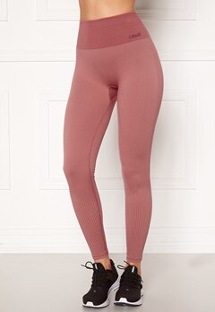 Casall Seamless Tights 123 Comfort Pink Bubbleroom.fi