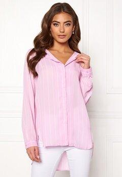 SELECTED FEMME Dynella stripe L/S Shirt Orchid Bouquet Bubbleroom.fi