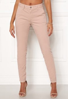 SELECTED FEMME Megan MW Chino Adobe Rose Bubbleroom.fi